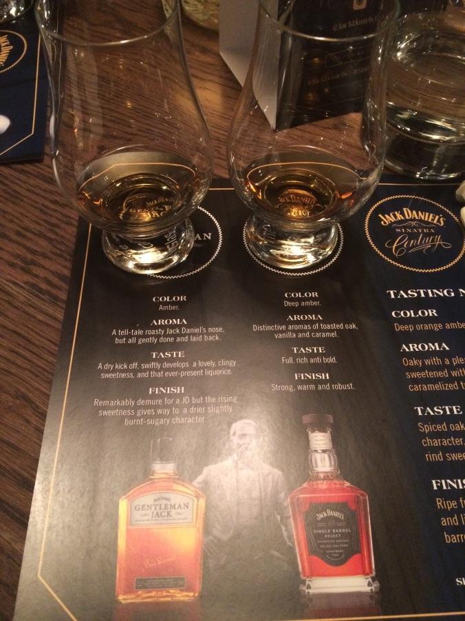 Jack Daniel's Gentleman Jack and Single Barrel Select
